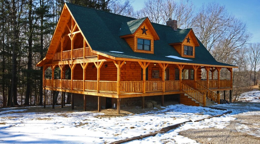 stunning in country lodging rating tripadvisor near downtown cabins loft overview ohio beds hawk berlin rentals cheap coblentz cabin