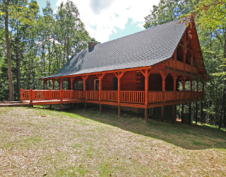 Maple Ridge Lodge Hocking Hills Serenity Cabins